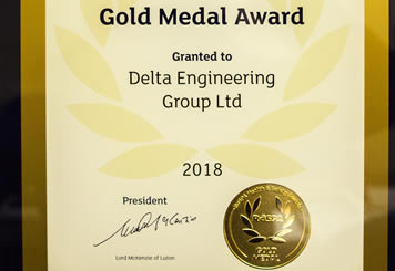 Accreditations-Quality-Delta Engineering