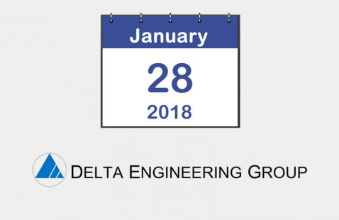 January 2018 - Delta Engineering Group Projects