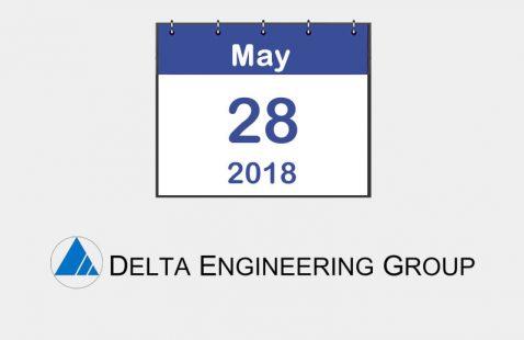 May 2018 - Delta Engineering Plant Shutdowns
