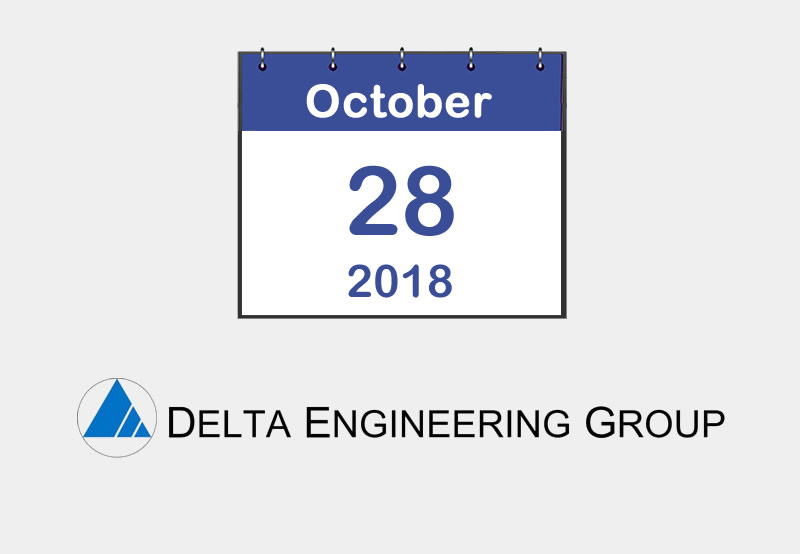 October 2018 - Delta Engineering Group Projects